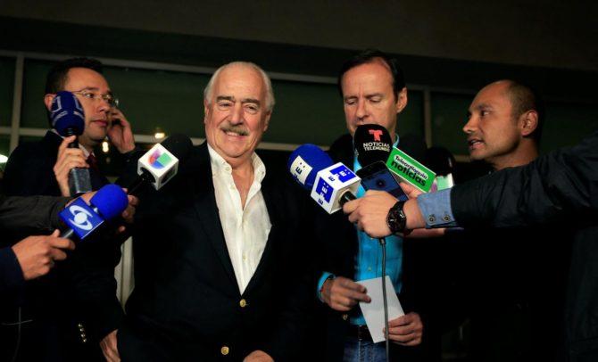 El Gobierno colombiano lamenta la inadmisión del expresidente Pastrana en Cuba