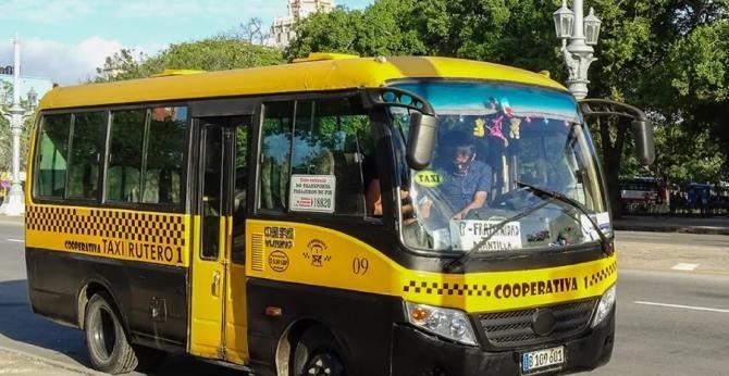 La Habana estrena dos nuevas rutas de taxis en pesos cubanos