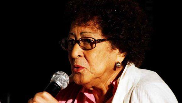 Actriz cubana Alicia Bustamante fallece a los 83 años