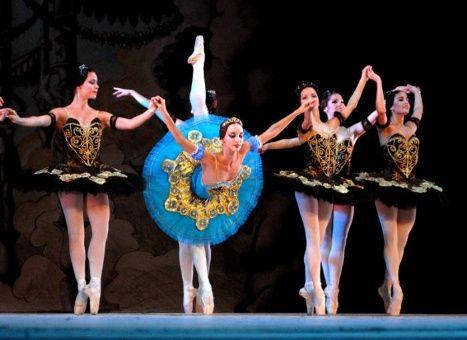 Jóvenes talentos del ballet convergen en la Habana