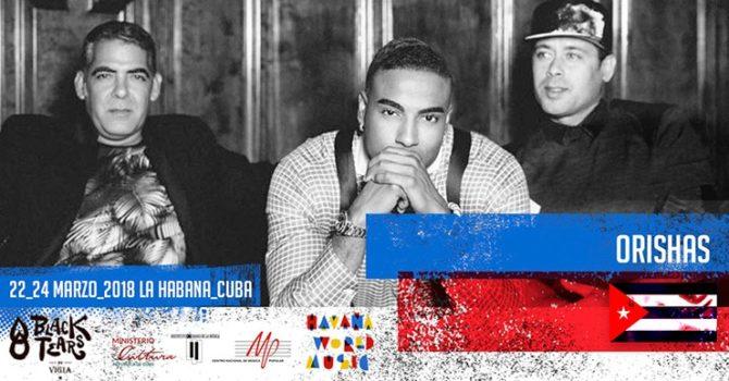 Orishas se unen con megaestrellas de la música cubana en clausura de HWM