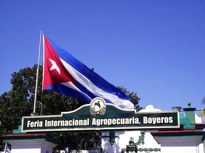 Agricultores y ganaderos de 18 países en Fiagrop 2018 en Cuba