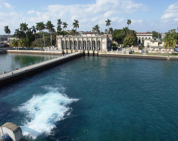 Aguas de La Habana informa