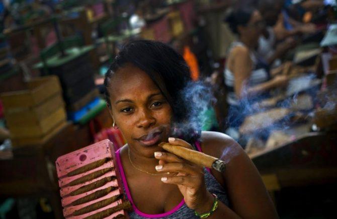 Las caras del tabaco cubano