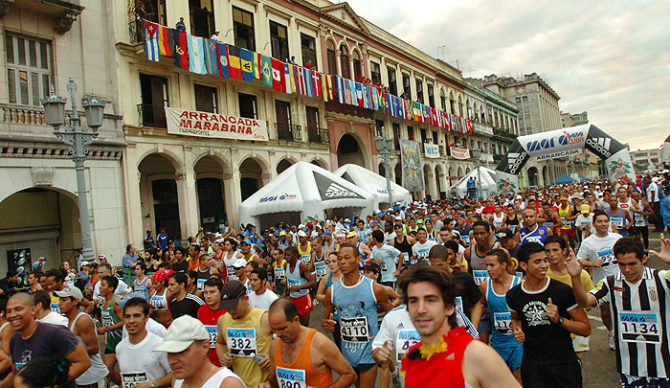 Comenzaron las inscripciones para media maratón de Varadero