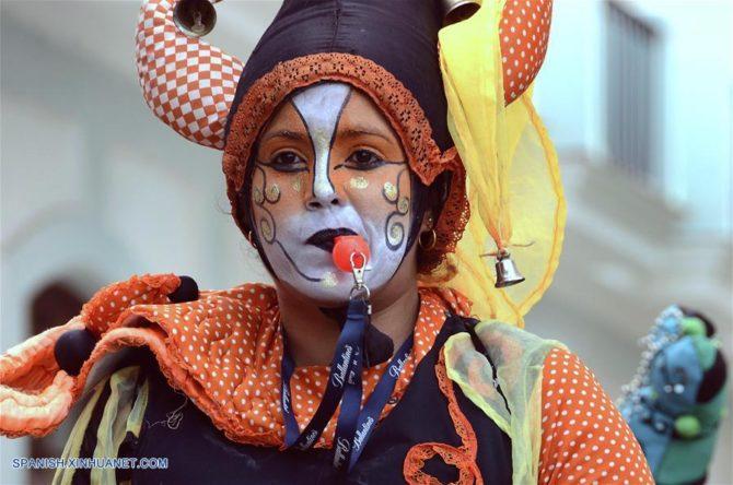 El 23 Festival Internacional de Danza en Paisajes Urbanos, en La Habana