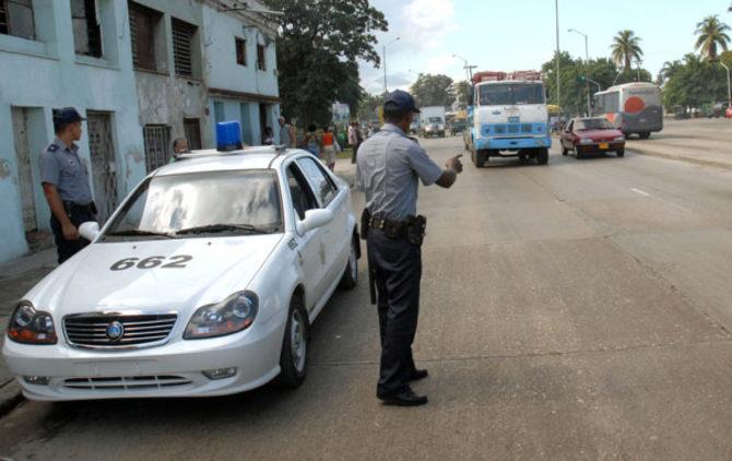 Las multas de tránsito podrán pagarse por teléfono en La Habana
