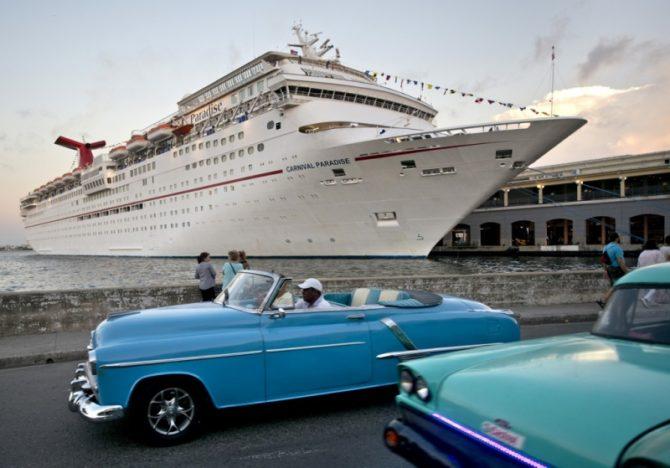 La Habana es destino preferido por línea de cruceros