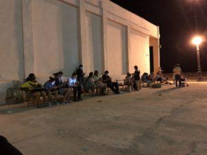 Proxenetas improvisados de La Habana