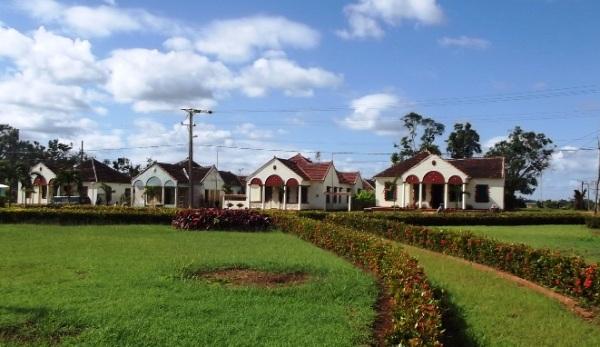 Premio Nacional de Restauración al Batey del antiguo central Jaronú