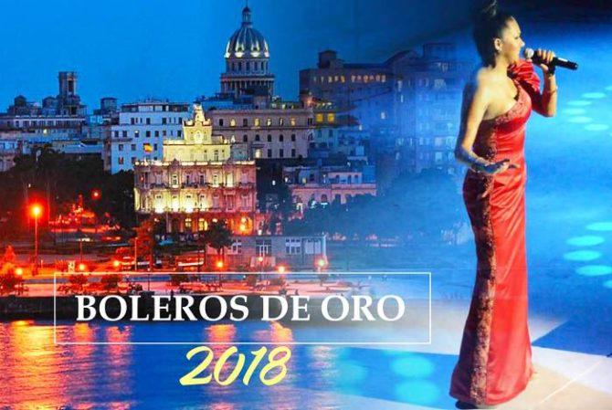 Próximamente en Cuba nueva edición de Festival Internacional Boleros de Oro
