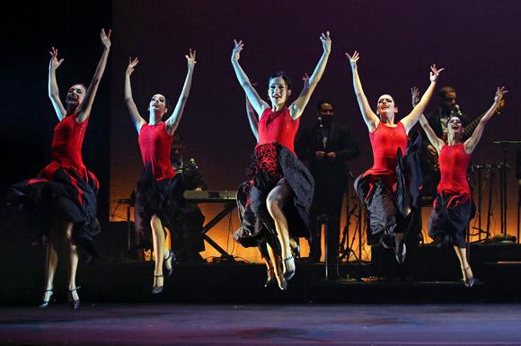 Compañía Lizt Alfonso Dance Cuba presentará Cuba vibra! en La Habana