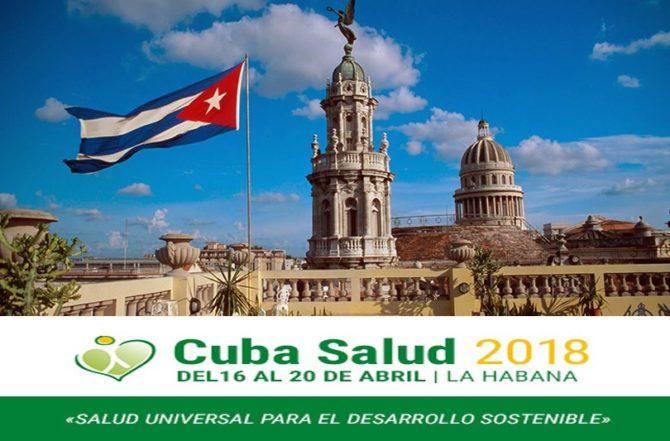 Se inicia hoy III Convención Internacional Cuba-Salud 2018