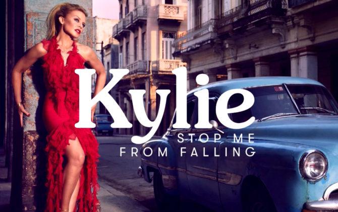 """ESTRENO: """"Stop me from falling"""", nueva colaboración de Gente de Zona con Kylie Minogue"""
