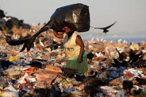 Mujeres… de la basura al bienestar