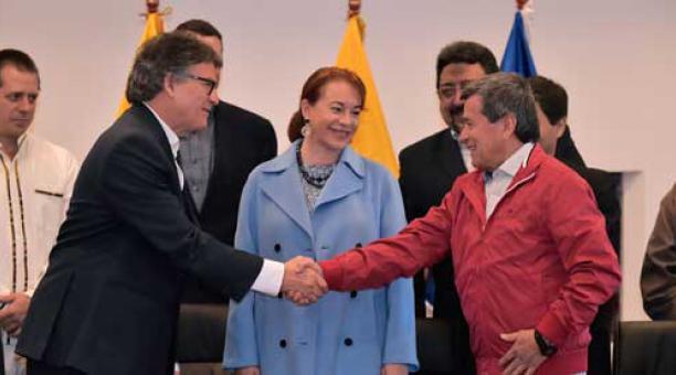 Conversaciones de paz Colombia-ELN se realizarán en La Habana