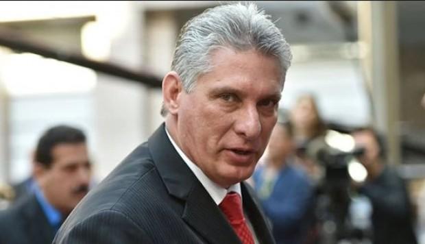 """Miguel Díaz-Canel apunta a la """"corrupción"""" como el mal de Cuba"""