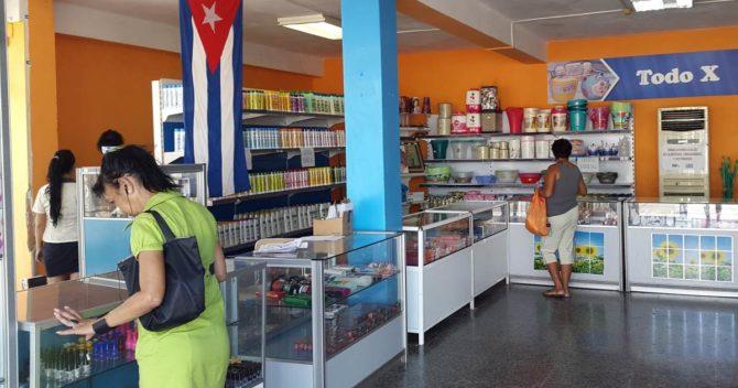 Los cubanos podrán rastrear los productos en las tiendas a través de una nueva aplicación CIMEX