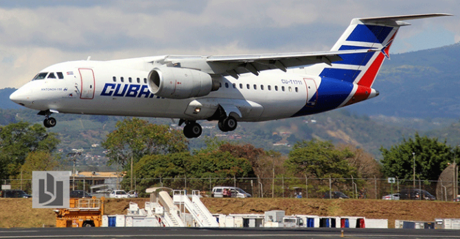 Aeronáutica Civil de Cuba renuncia a volar con los AN-158