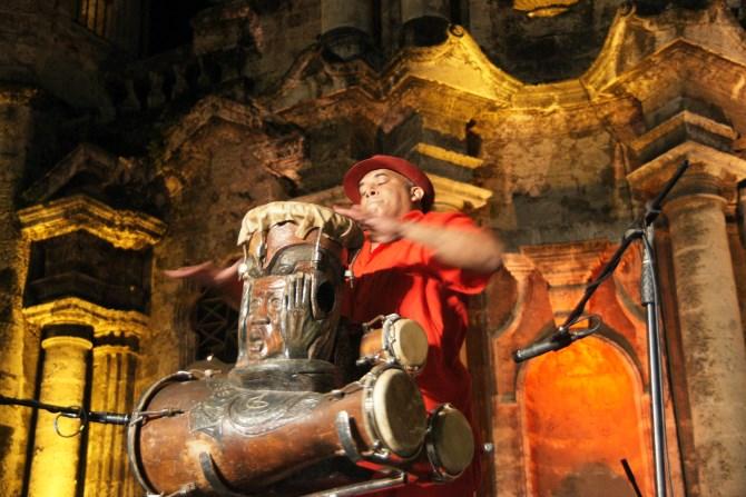 Eduardo Córdova, la vida tras el tambor