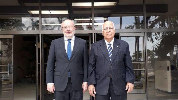 Cuba y España abordan en La Habana la renovación de su marco de acción bilateral