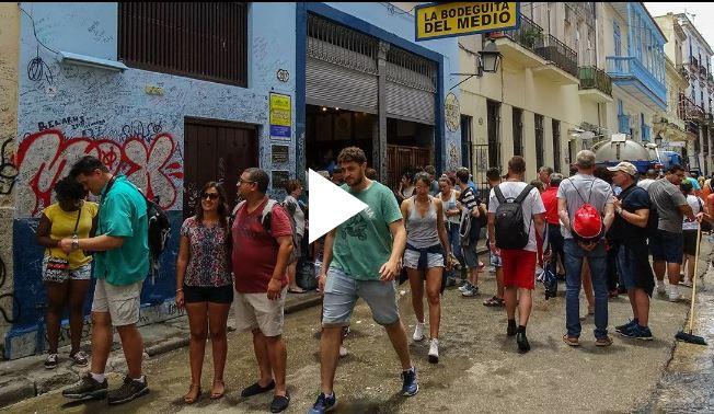 Cuba llega a los 2 millones de turistas internacionales