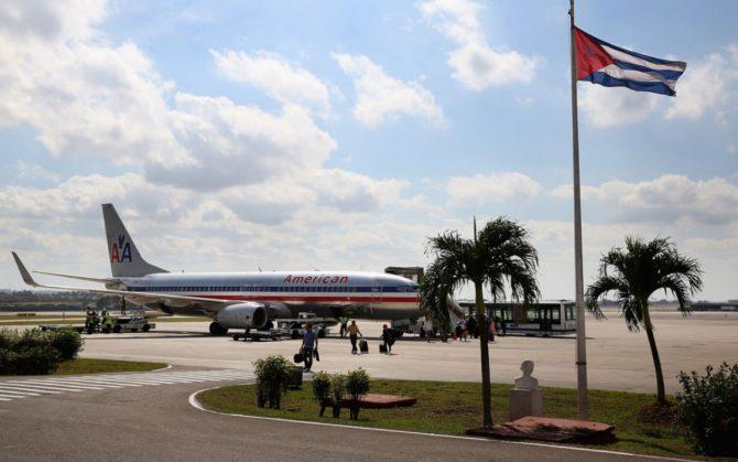 Cubana de Aviación podría arrendar aviones a las aerolíneas de EEUU que operan en la Isla