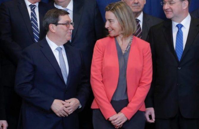 Casi 40 millones de euros para La Habana, la primera concreción del pacto con la Unión Euro