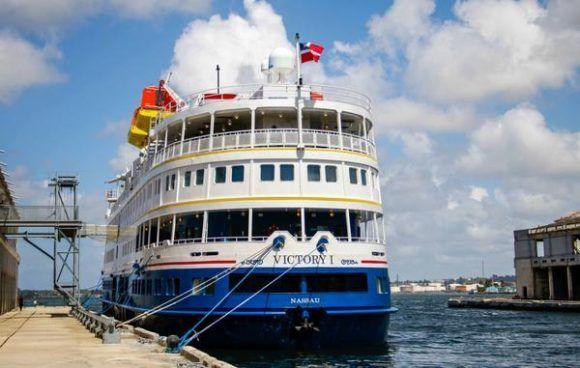 Llega por primera vez a La Habana el crucero estadounidense Victory I