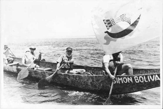 Reeditarán entrada a La Habana de expedición del Amazonas al Caribe