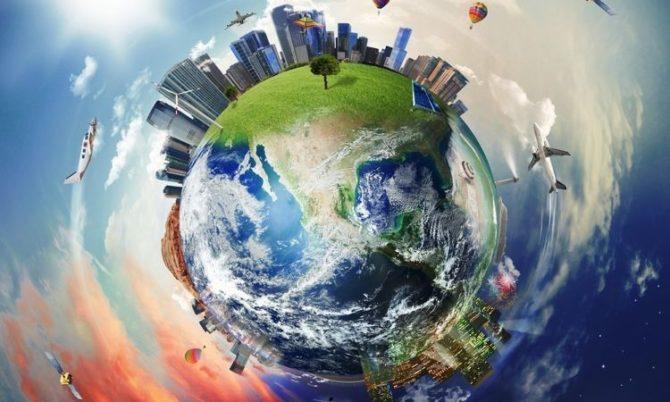 Geográficamente hablando Ranking de los países por su extensión territorial y densidad poblacional