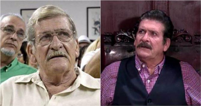 """El popular actor cubano de radio, cine y televisión Rogelio Blain murió este domingo en La Habana """"tras sufrir una larga y penosa enfermedad"""", informa la prensa oficial sin ofrecer más detalles. Tenía 73 años."""