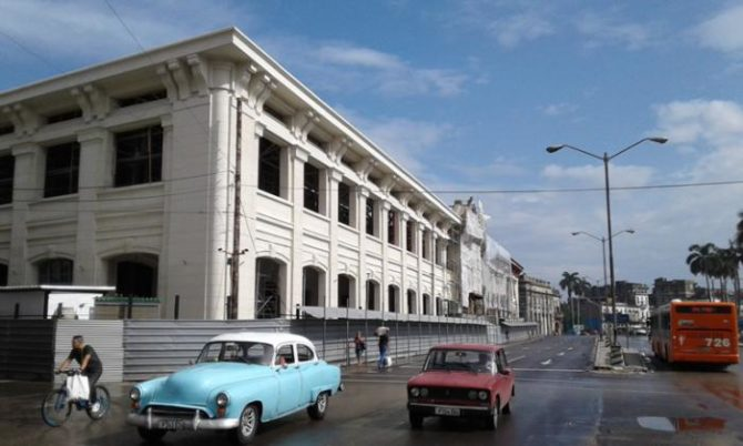 Adelantan renovación del Mercado Cuatro Caminos en La Habana