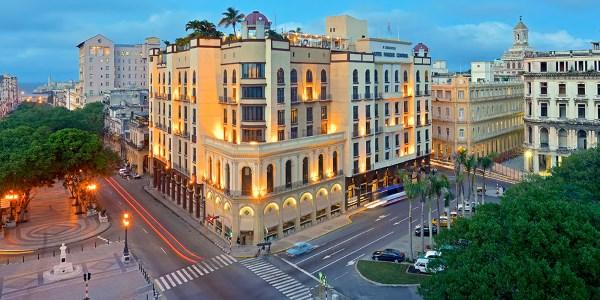 El hotel Parque Central de La Habana cumple ya 20 años