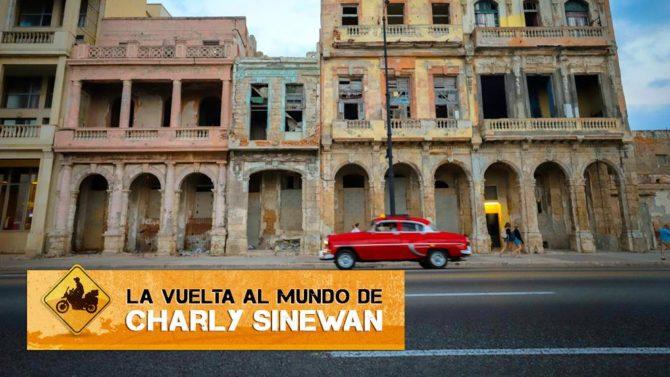 Historias y paseos en moto al ritmo de la música cubana