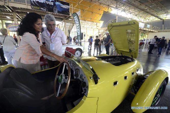 Cuba guarda un tesoro automovilístico único en América