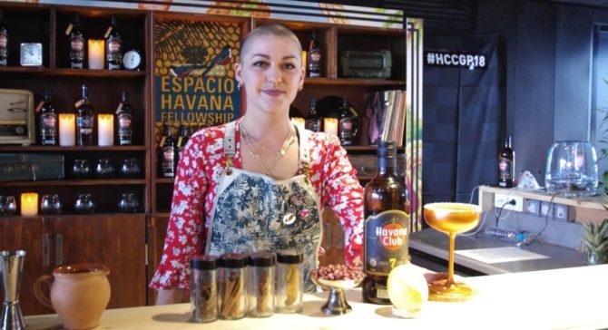 Una francesa, primera mujer que gana el Grand Prix de Coctelería de Havana Club
