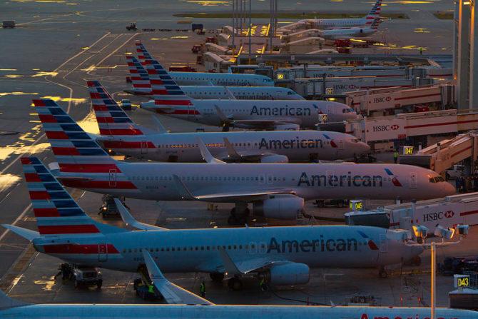 American Airlines comenzar el servicio de carga a Cuba