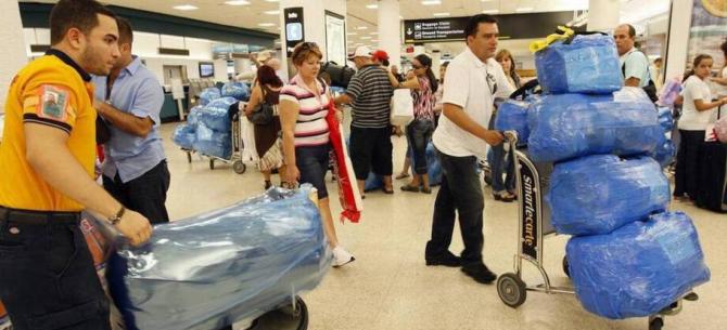 Cuba batalla contra importaciones ilegales