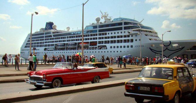 Ya son 17 las compañías de cruceros que incluyen a Cuba en sus itinerarios
