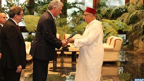Marruecos presenta a su primer embajador en Cuba en 38 años