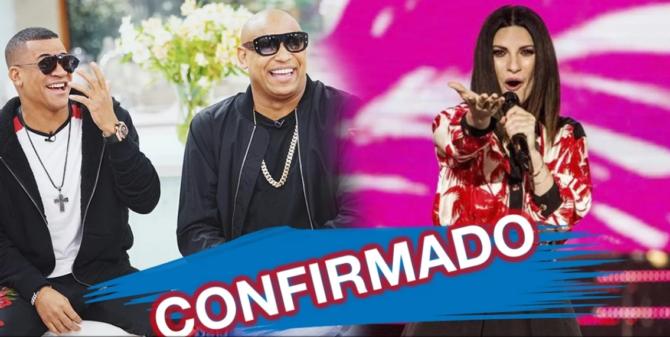 Gente de Zona confirma la fecha en la que Laura Pausini cantará en Cuba