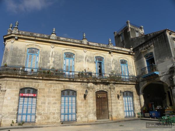 """Galería Víctor Manuel, en la Plaza de la Catedral, expone """"Artesanos cubanos hoy"""""""