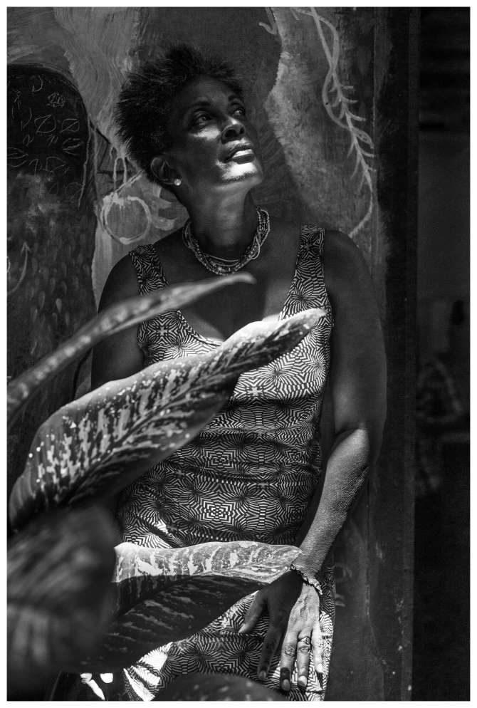 Gysleda de la Barca: una mujer de pasarelas