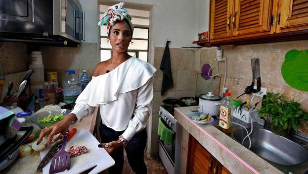 La concursante cubana de MasterChef España tiene un clon y camina por La Habana