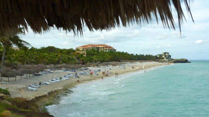 Las playas de Varadero recibieron más de 50,000 m3 de arena en últimos cinco años