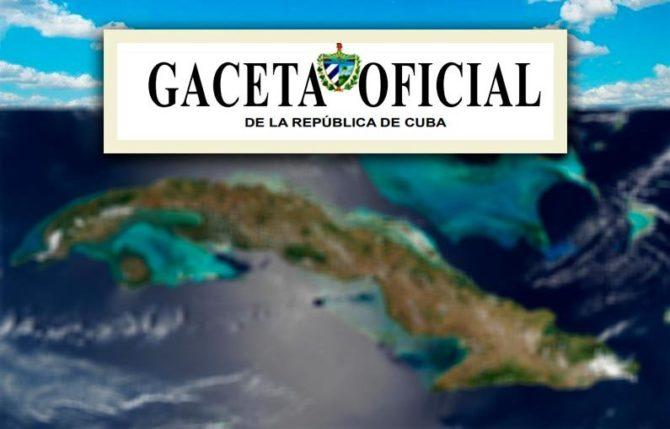"""GACETA OFICIAL Cuba aumenta restricciones para compraventa de viviendas en zonas turísticas """"Ley General de la Vivienda"""""""