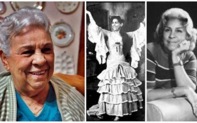Muere la actriz cubana Natalia Herrera