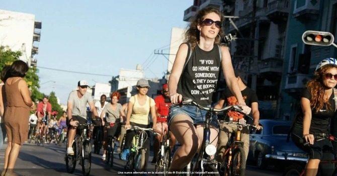 Bicicletear La Habana: para que te diviertas el primer domingo de cada mes en la ciudad