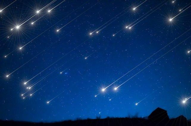 Lluvia de estrellas será visible en toda Cuba los 12 y 13 de agosto próximos